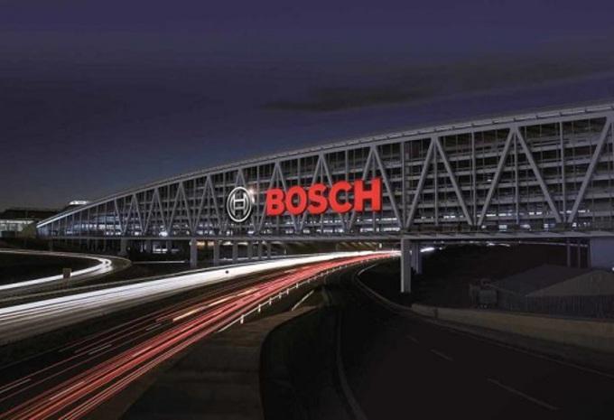 Bosch en baisse de rentabilité #1