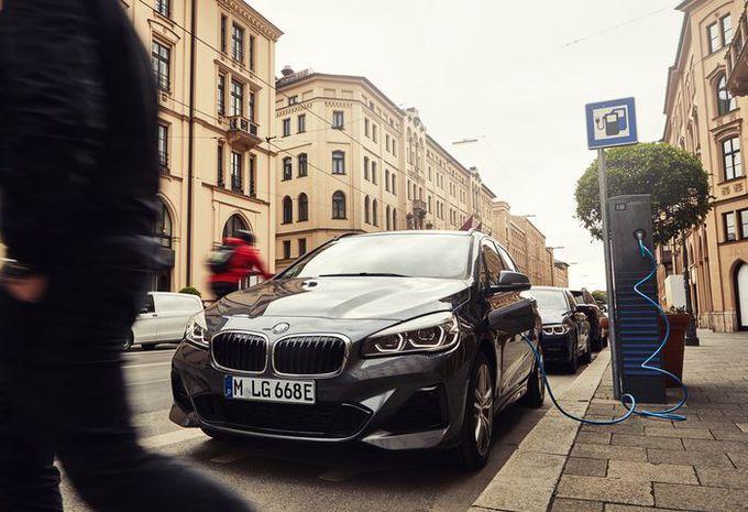 BMW 225 Xe Active Tourer : nouvelles spécifications #1