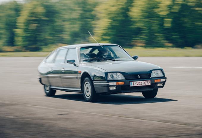 Le Youngtimer Rallye en Citroën CX : Vaisseau spatial #1