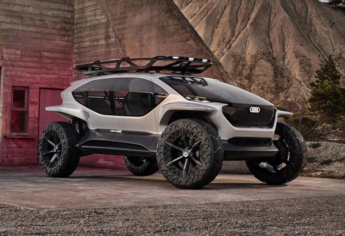 Audi AI:Trail Concept: stijlicoon? #1