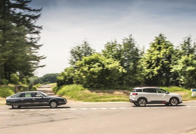 Onze Citroën CX vs. C5 Aircross (2): Rijden op een wolk #1