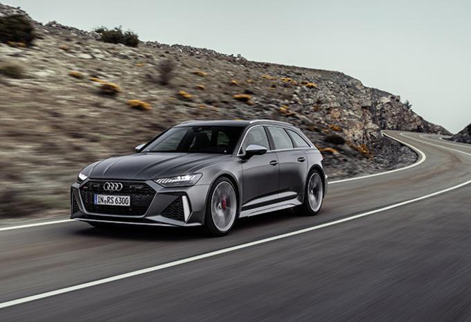 Audi RS6 Avant : bestiale avec 600 ch #1