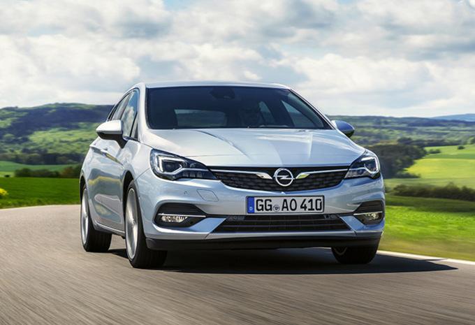 Opel Astra restylée : les moteurs et les prix #1