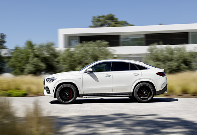 Mercedes GLE Coupé is nieuw en direct als AMG 53 #1