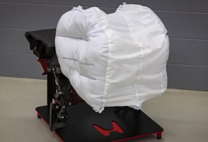 Honda: een efficiëntere frontale airbag #1