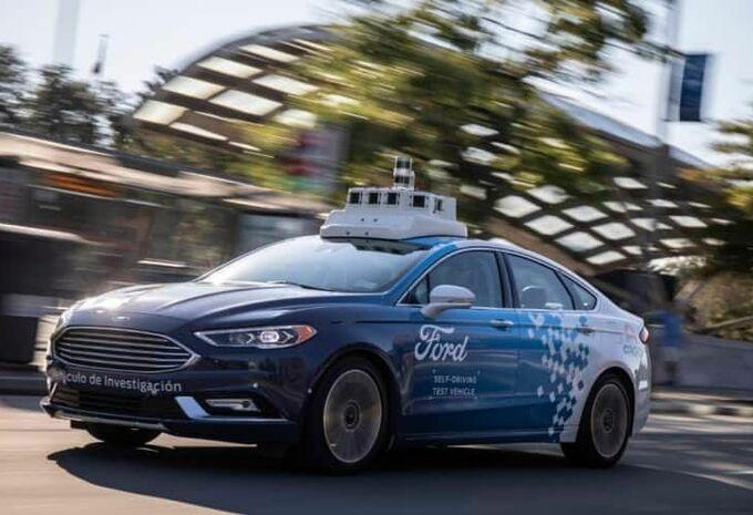 De veroudering van zelfrijdende auto's #1