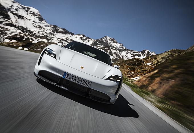 Porsche Taycan : Foudroyante ! #1