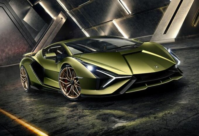 Hybride Lamborghini Sián heeft 819 pk - update: FKP 37 #1