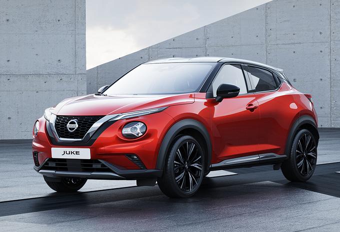 Nieuwe Nissan Juke houdt het lekker apart #1