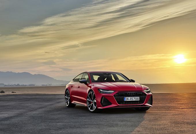 Geen RS6 Avant zonder Audi RS7 Sportback #1