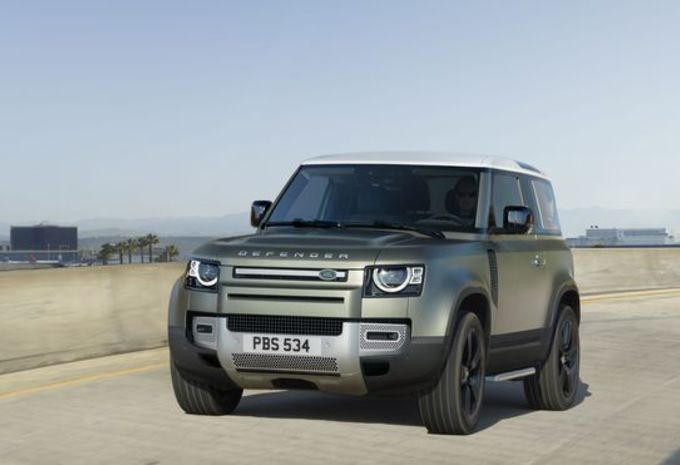 Land Rover Defender: Keep the spirit #1