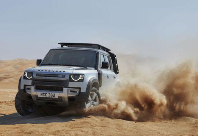 Land Rover Defender blijft ruig, maar wordt slimmer #1