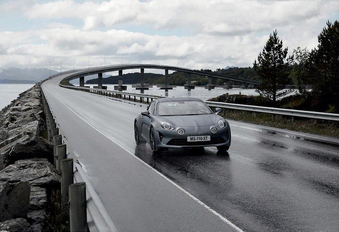 Zoute Grand Prix 2019 : De Alpine 110 S zal er zijn! #1