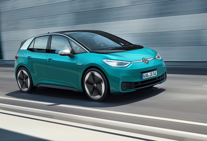Volkswagen ID.3 : la Coccinelle du 21e siècle #1