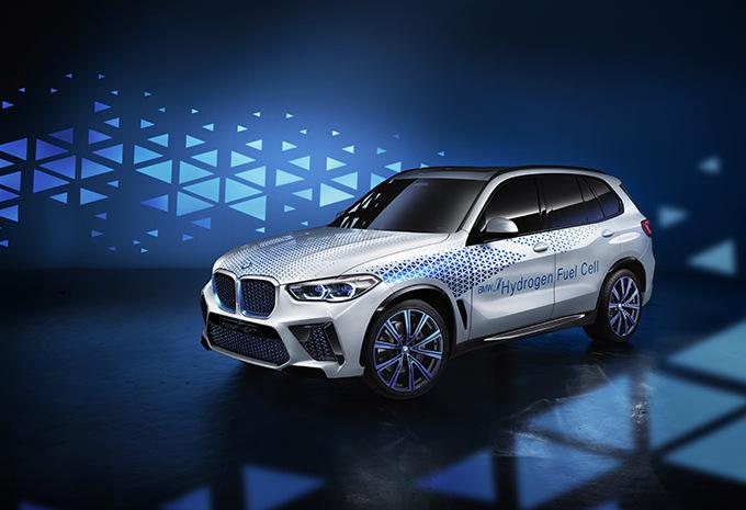 BMW i Hydrogen NEXT : l'ère de la pile à combustible #1