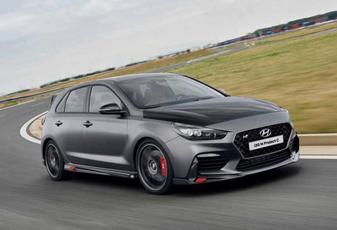 Hyundai i30 N Project C : plus légère #1