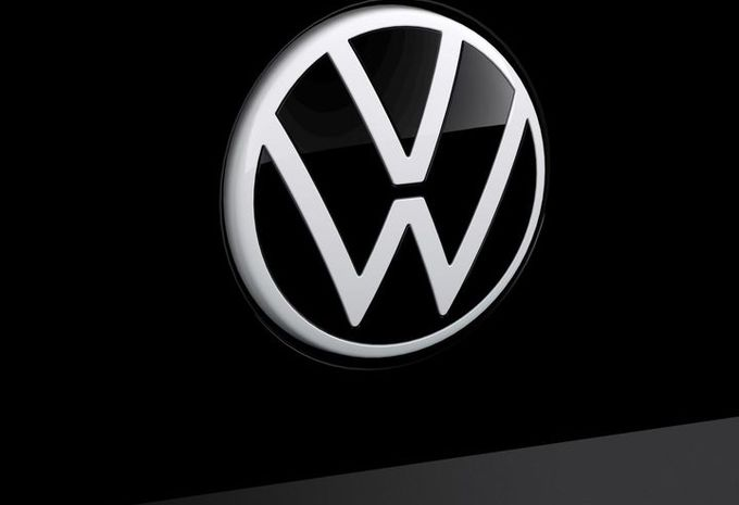 Volkswagen: nieuw logo #1