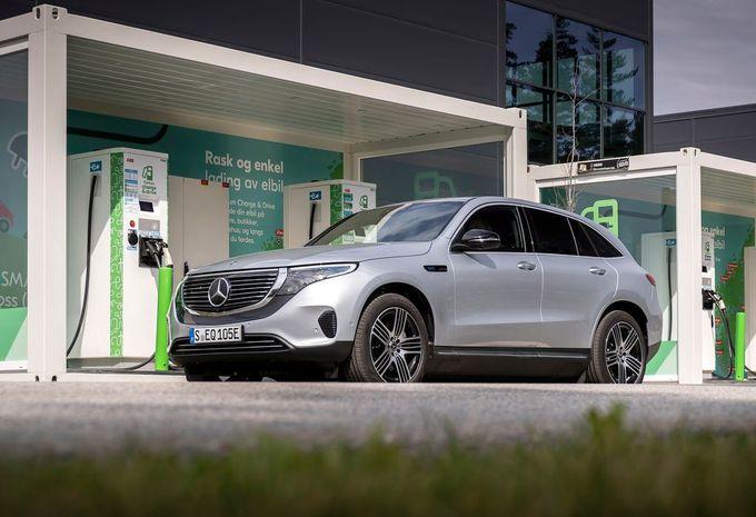 Daimler : et si les voitures électriques ne se vendaient pas assez ? #1