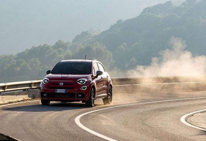 Fiat 500X Sport: Abarth in homeopathische dosis #1