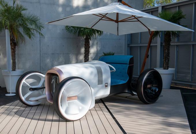Mercedes Vision Simplex : avec parapluie #1