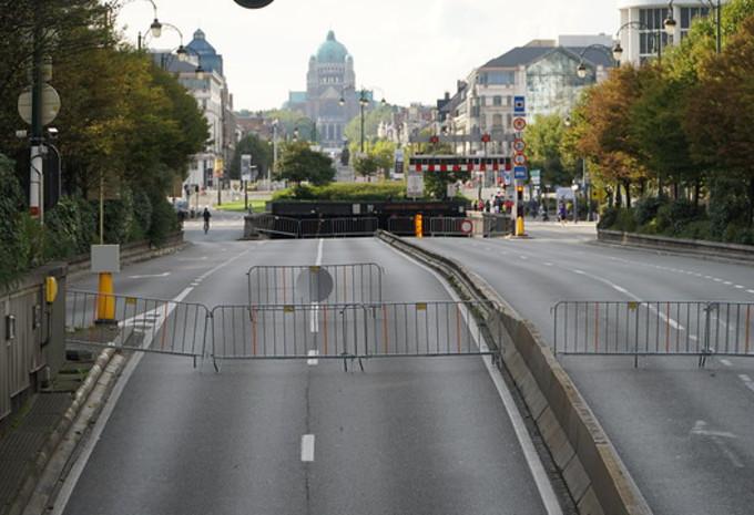 Autoloze zondag in Brussel #1