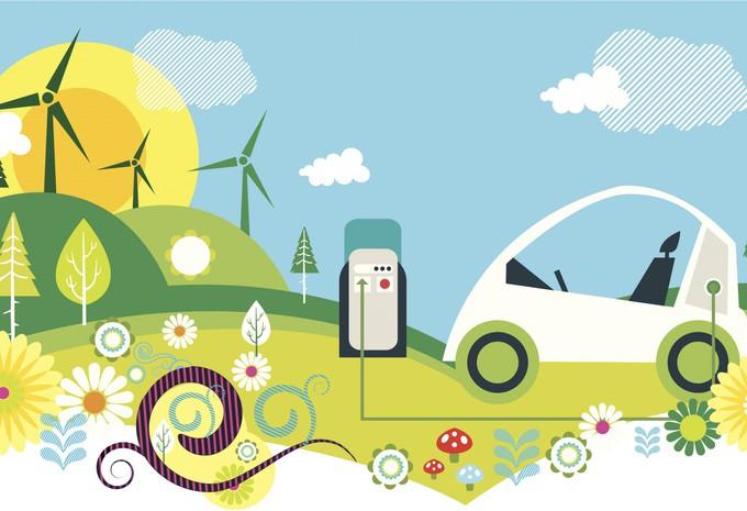 Salon du véhicule hybride et électrique à Villers-la-Ville #1