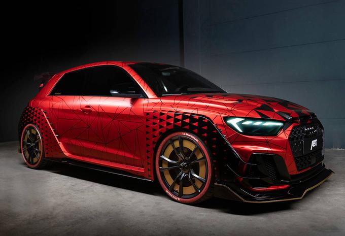 ABT maakt dikste Audi A1… ooit #1