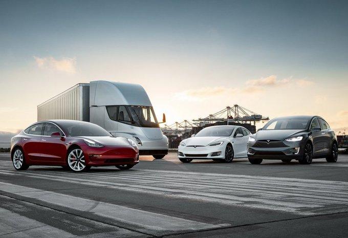 Tesla: 100.000 als doelstelling #1