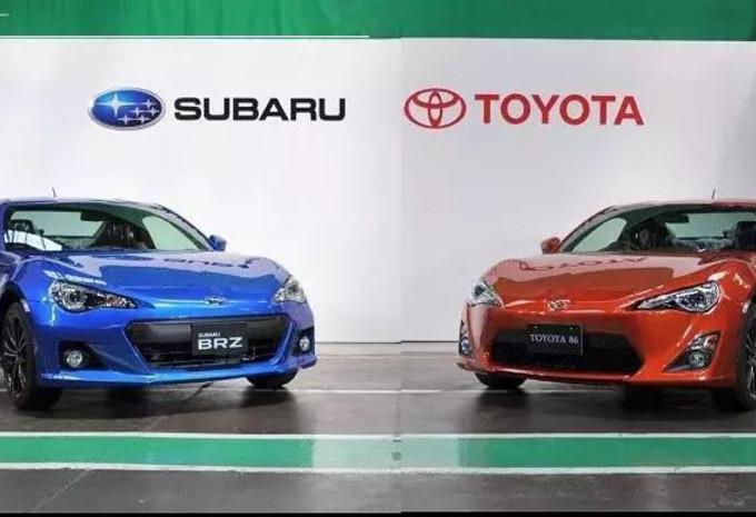 Toyota possède 20 % de Subaru #1
