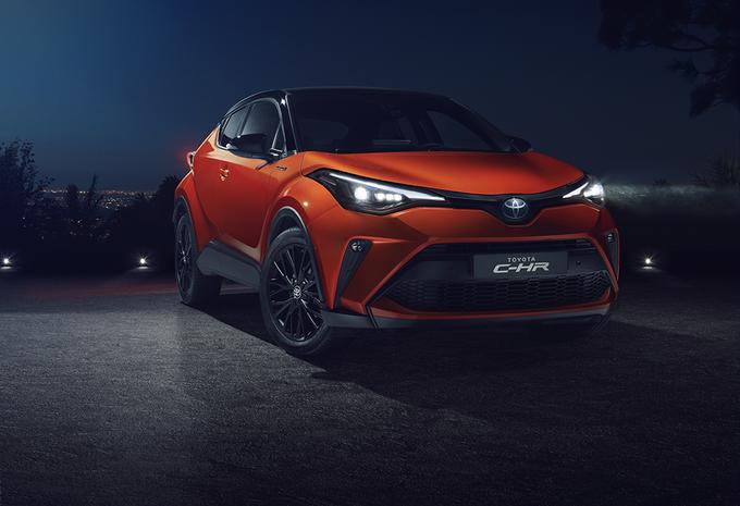 Toyota C-HR: facelift met meer hybride #1