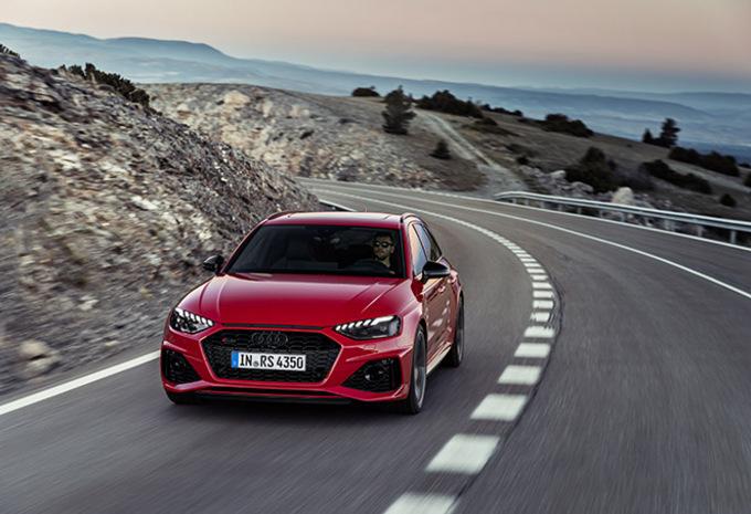 Audi RS4 : fidèle au V6 #1
