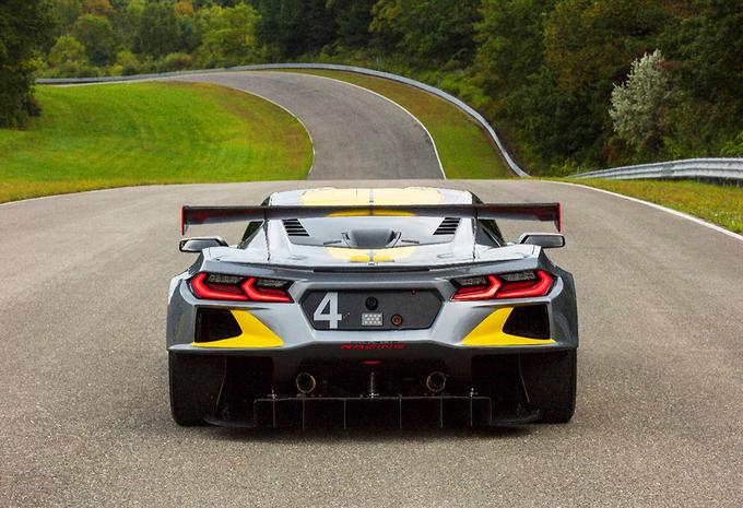 Corvette C8.R zet zijn zinnen op 24 Uur van Le Mans #1