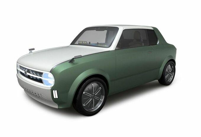 Les concepts kawaii de Suzuki à Tokyo #1