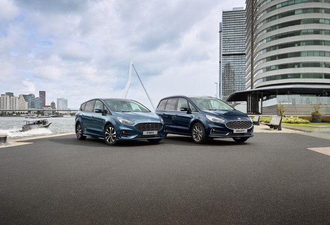 Ford S-Max et Galaxy : Diesel mon amour #1