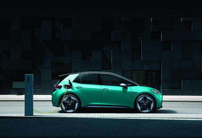 Volkswagen ID.3 : Nouvelle de la tête aux pieds #1