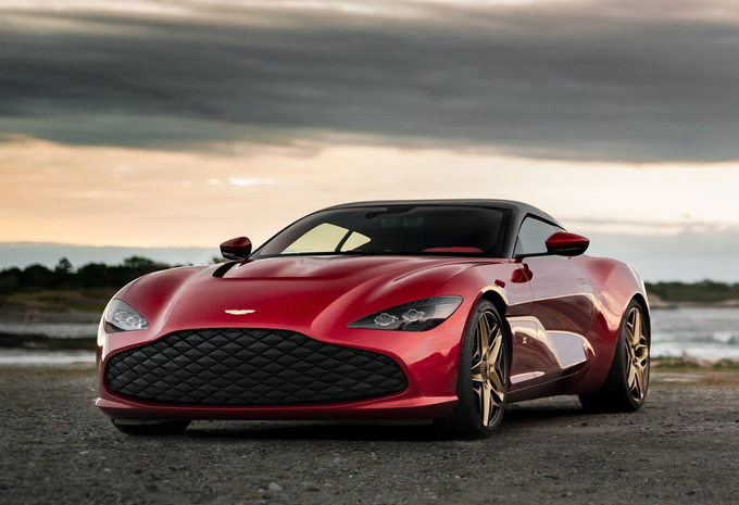 Aston Martin DBS GT Zagato is sexy Superleggera #1