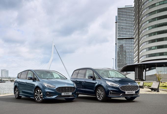 Ford facelift de S-Max en Galaxay #1