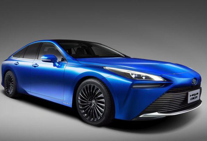 Toyota Mirai Concept : l'hydrogène avec classe #1