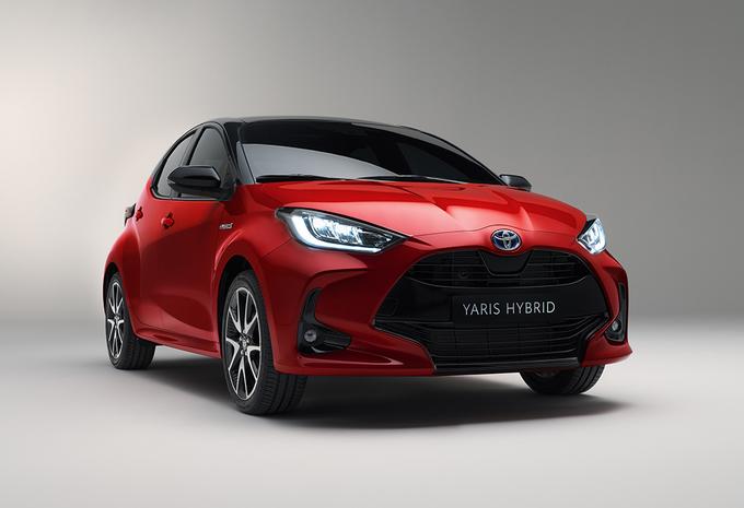 Toyota Yaris : économique et sûre #1