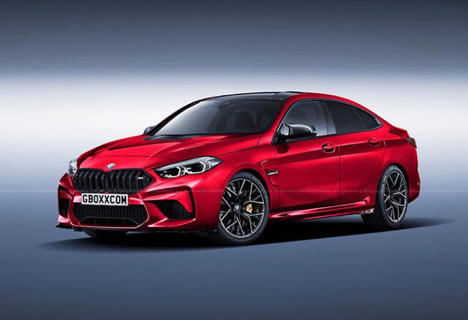 Komt er dan toch een BMW M2 Gran Coupé? #1