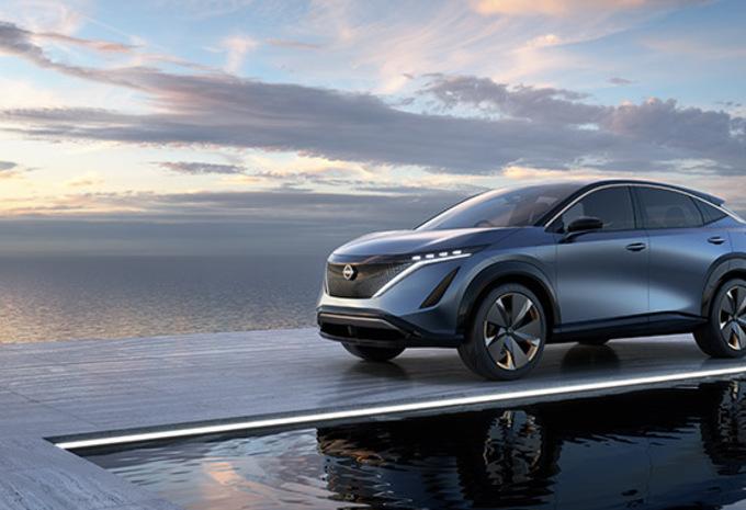 Salon de Tokyo 2019 – Nissan Ariya Concept : le futur SUV électrique #1