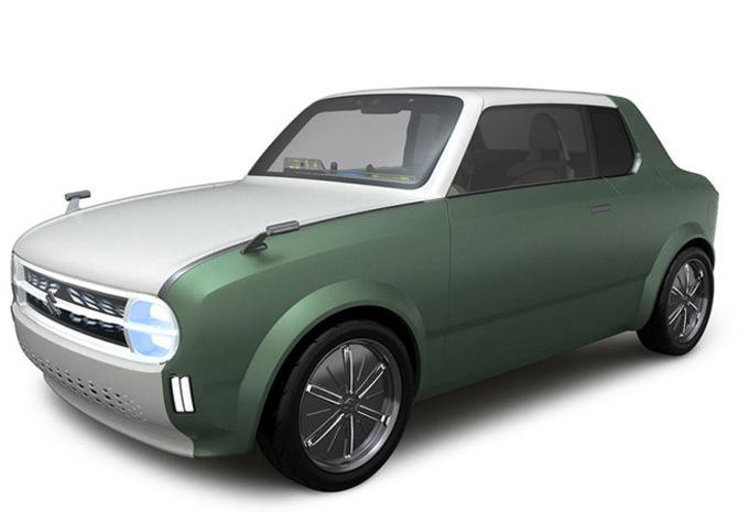 Salon de Tokyo 2019 – Suzuki Waku SPO : l'hybride rechargeable rétro et modulaire #1