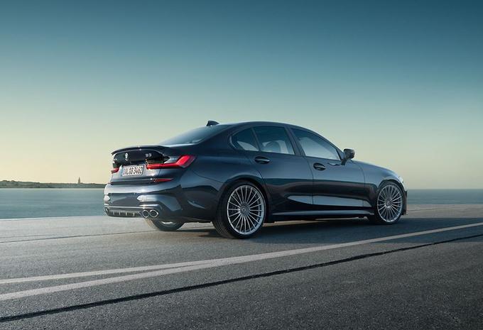 Alpina B3 Sedan is BMW M3-killer #1