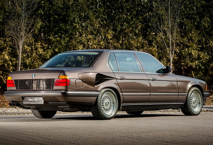 Goldfisch is BMW 7 Reeks met V16 #1
