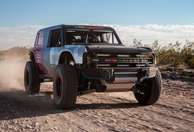 Ford Bronco R : woestijnmonster #1