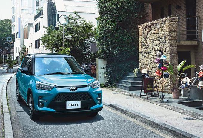 Toyota Raize: veredelde Daihatsu #1