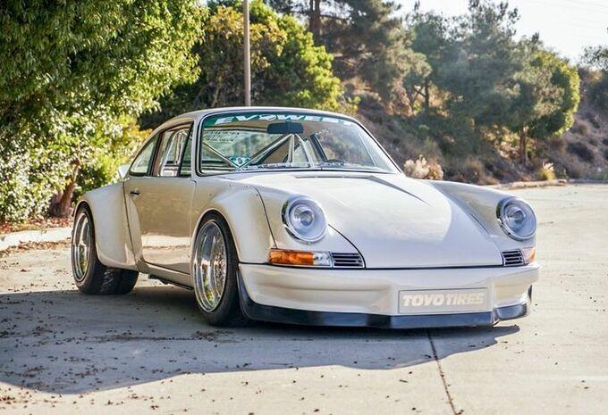 Porsche 911 RWB: elektrisch en 563 pk sterk #1