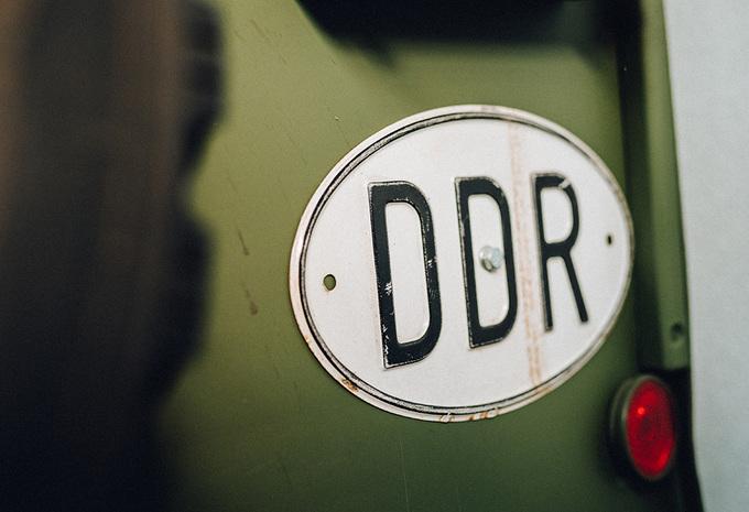 30 jaar na de val van de Muur: auto's uit de DDR #1