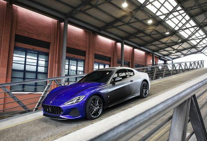 Maserati GranTurismo Zèda : la fin avant l'électrique #1