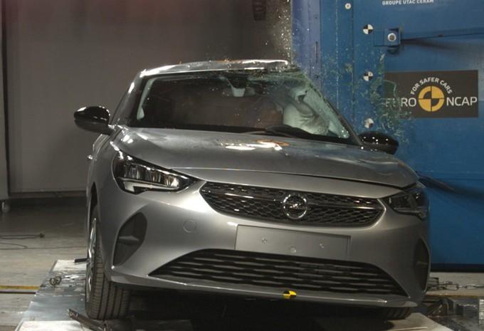 EuroNCAP : 4 étoiles pour l'Opel Corsa #1